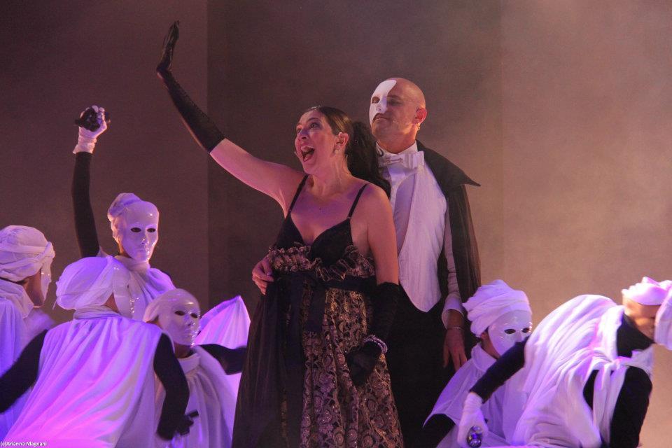 Christine - Phantom of the Opera (con Fabrizio Voghera)
