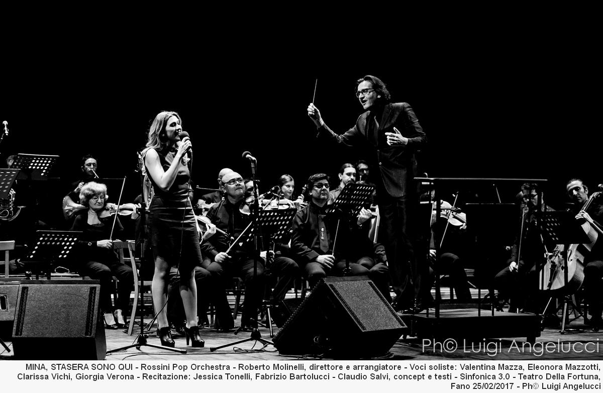 Notte Rosa @Pesaro, con l'Orchestra Sinfonica, 8/7/2017