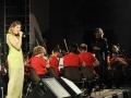 Eleonora, l'orchestra e il Maestro