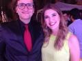 Eleonora con il Maestro Molinelli