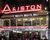 Il Teatro Ariston