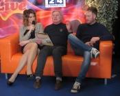 Con Maurizio Seymandi e Fabio Falcone