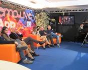 Retrofestival con Bruno Santori (Maestro e Direttore Musicale), Elio Cipri (discografico), Fabio Falcone (della band