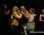 Pala de André, con Aida Cooper e Ricky Portera